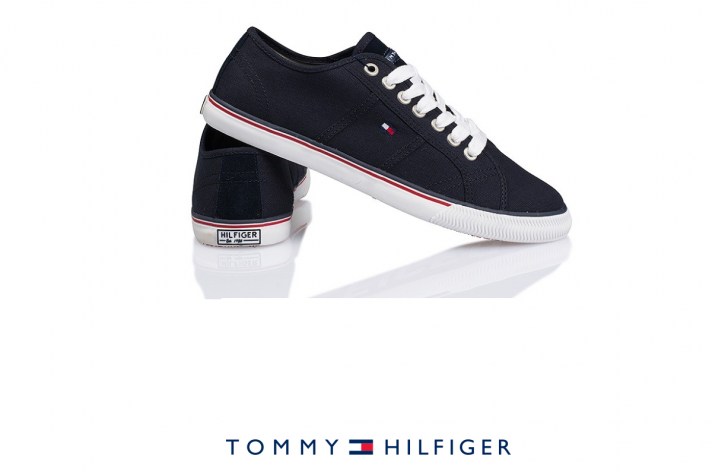 0264e231f1 Tommy Hilfiger férfi cipő - sötétkék Tommy Hilfiger férfi cipő - sötétkék